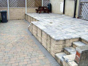 paving and patios leeds